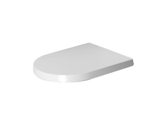 Duravit ME by Starck WC-Sitz ohne Absenkautomatik weiß 0020110000