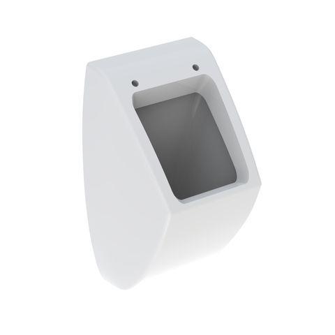 Geberit Keramag Pareo Urinal für Deckel Zulauf von hinten weiß mit Keratect 236100600