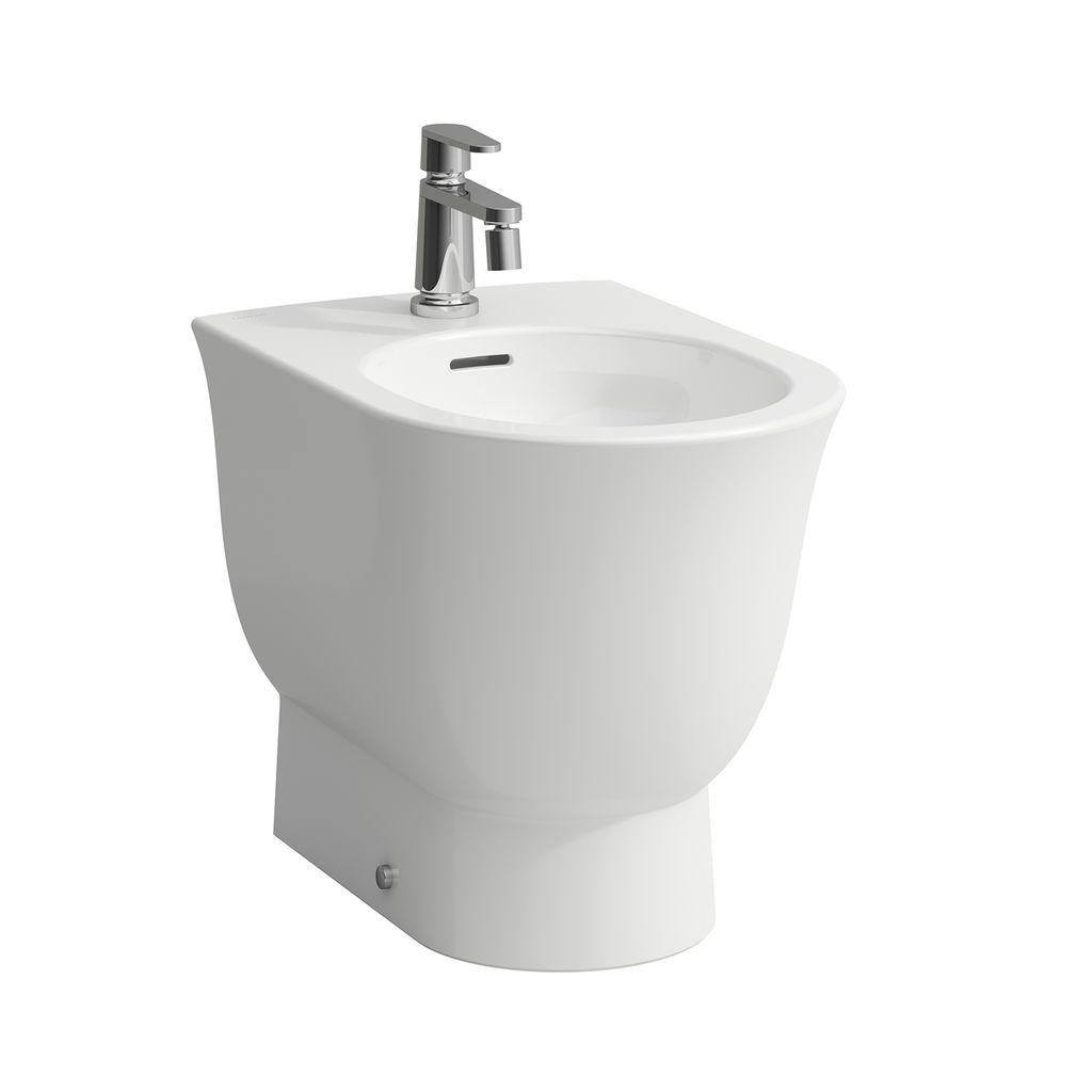 Laufen Standbidet The New Classic Clean Coat LCC weiss H8328514003021
