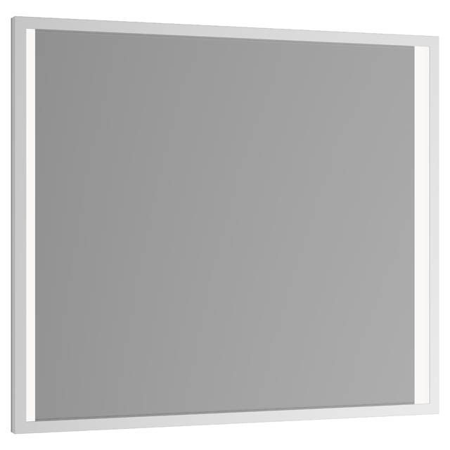 KEUCO Edition 90 Lichtspiegel Edition 90 mit Spiegelheizung 800 x 700 x 56 mm verchromt 19098012500