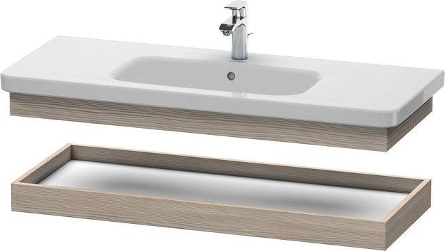 Duravit DuraStyle Ablageboard B:113xH:8,4xT:44,8 cm pine silver DS618303131