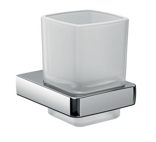 Emco trend Glashalter matt chrom 022000100