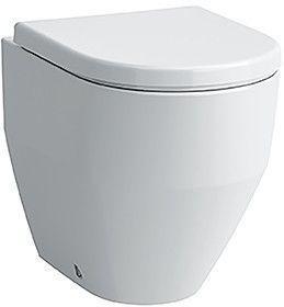 Laufen PRO Stand-Tiefspül-WC für Unterputzspülkasten B:36xAusladung:53cm weiß mit CleanCoat LCC H8229524000001