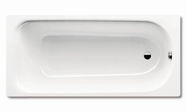 Kaldewei Advantage SANIFORM PLUS 363-1 Badewanne Rechteck 170x70x41cm alpinweiß Antislip 111830000001