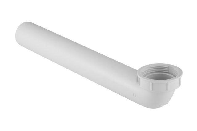 Geberit Anschlussbogen G1 1/2 x 40 mm weiß-alpin 252235111