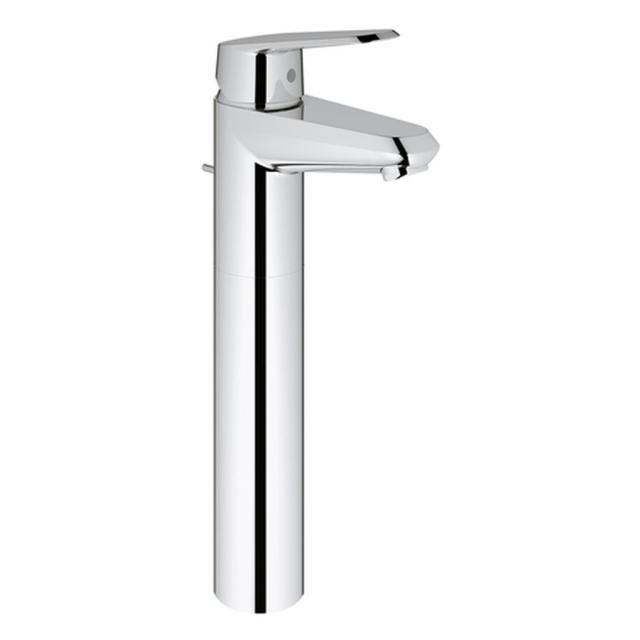 Grohe Eurodisc Cosmopolitan Einhand-Waschtischbatterie für freistehende Waschschüsseln chrom 23055002