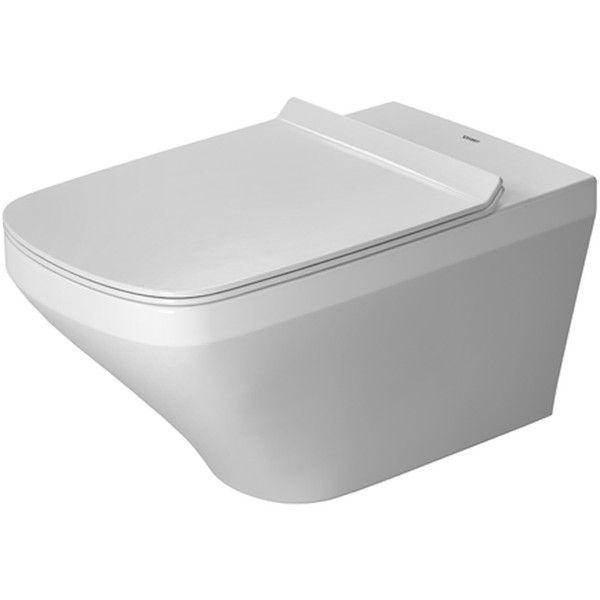Duravit DuraStyle Tiefspül-Wand-WC für SensoWash L:62xB:37cm weiß 2542090000
