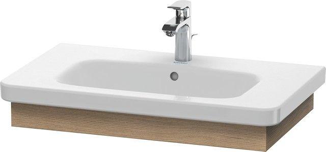Duravit DuraStyle Waschtischblende B:73xH:8,4xT:44,8cm europäische eiche DS608105252
