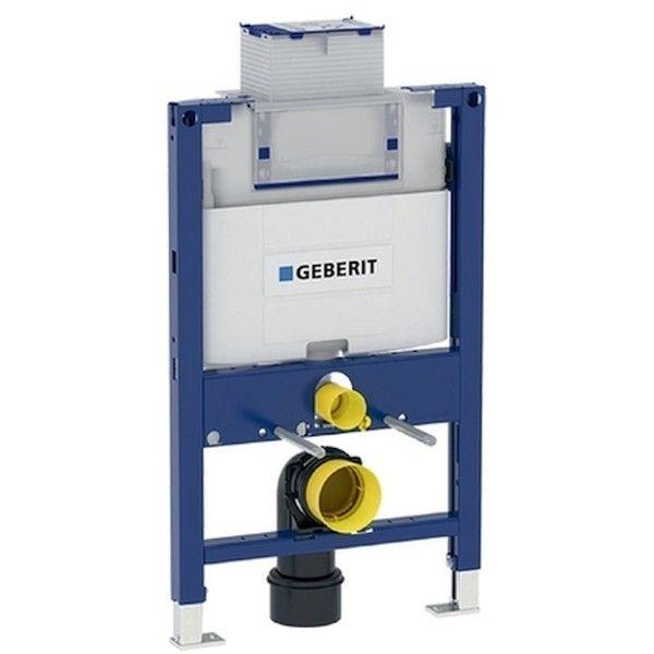 Geberit Duofix Element für Wand-WC 82cm mit Omega Unterputz-Spülkasten 12cm Betätigung vorne oben 111003001