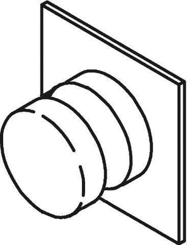 Jado Geometry Wandhalter F1399AA