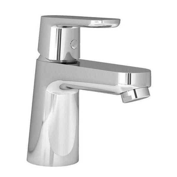 Ideal Standard CERAVITO Einhebel-Waschtischarmatur Niederdruck mit Ablaufgarnitur chrom B0408AA