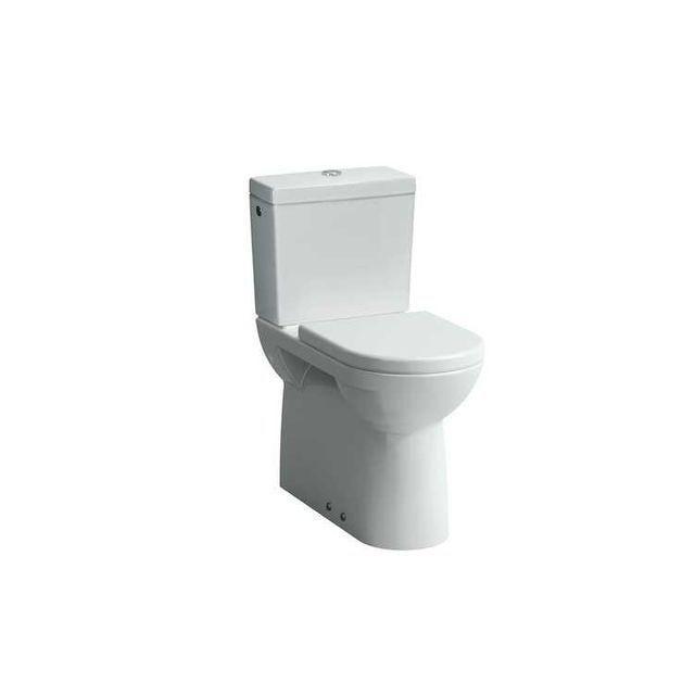 Laufen Pro Tiefspül-Stand-WC für Kombination Abgang waagerecht L:70xB:36cm bahamabeige H8249550180001
