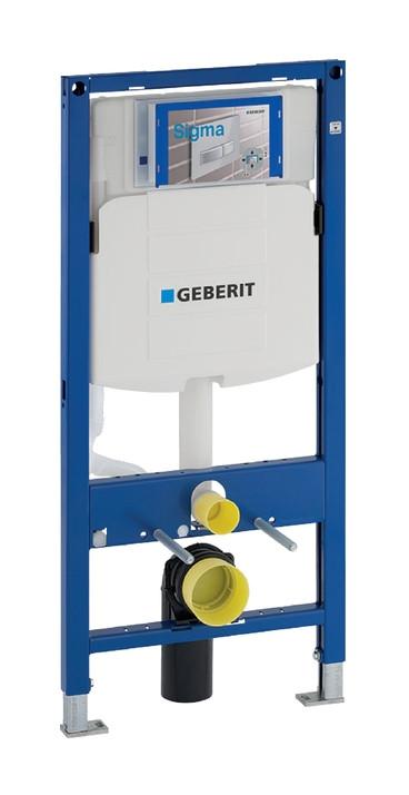 Geberit Duofix Wand-WC-Element 1120 mm mit Unterputz-Spülkasten UP320 111300005