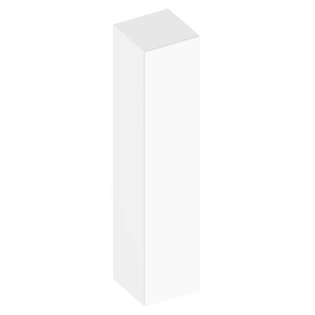 KEUCO Edition 90 Hochschrank 1-türig, Anschlag links 400 x 1850 x 385 mm Eiche gekalkt 39030550001