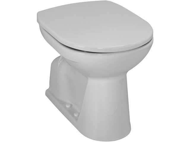 Laufen Pro Tiefspül-Stand-WC L:47xB:36cm weiß H8219560000001