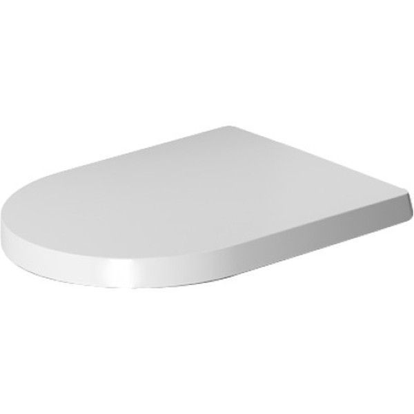 Duravit ME by Starck WC-Sitz mit Absenkautomatik weiß 0020190000