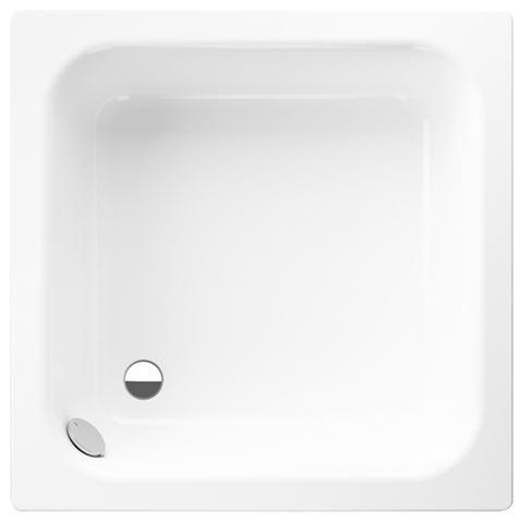 Bette Rechteck-Duschwanne L:80xB:80xT:28cm mit Antirutsch weiß 5810-000AR