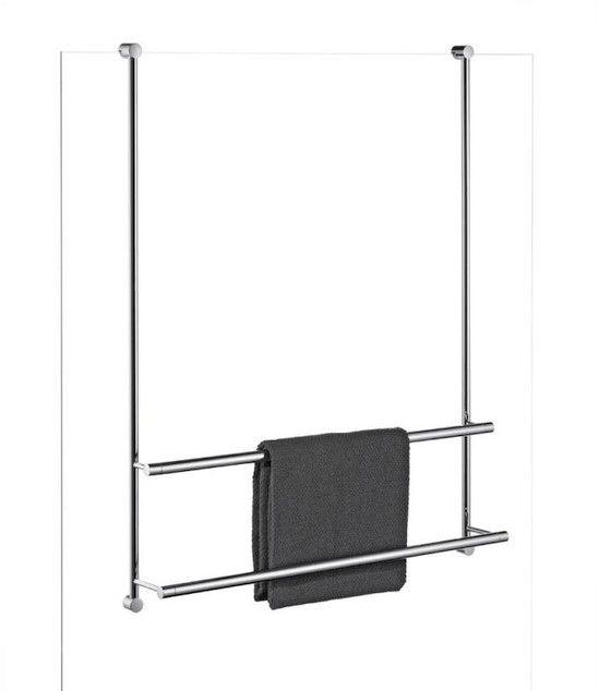 Giese Server Badetuchhalter für Glasduschen B:500xH:830mm verchromt 30860-02
