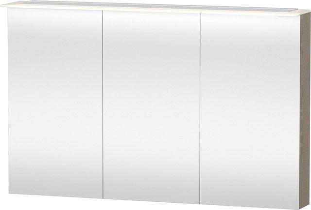 Duravit Happy D.2 Spiegelschrank 138x1200x760 3 Türen leinen H2759607575