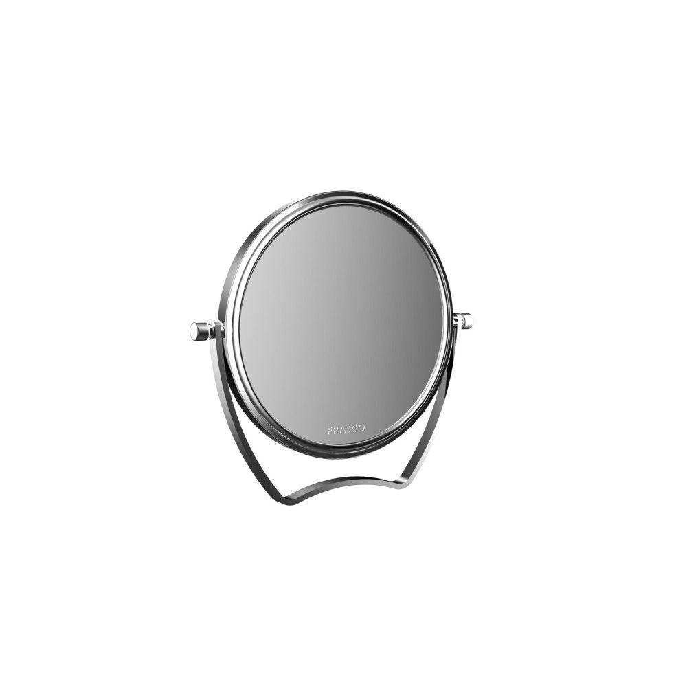 Emco Pure Kosmetikspiegel D:13,9cm 5-/1-fache Vergrößerung chrom 109400125