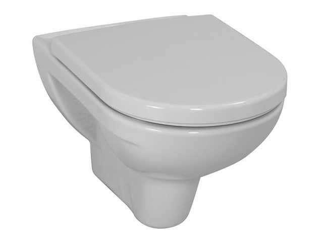 Laufen Pro Tiefspül-Wand-WC L:56xB:36cm weiß H8209550000001