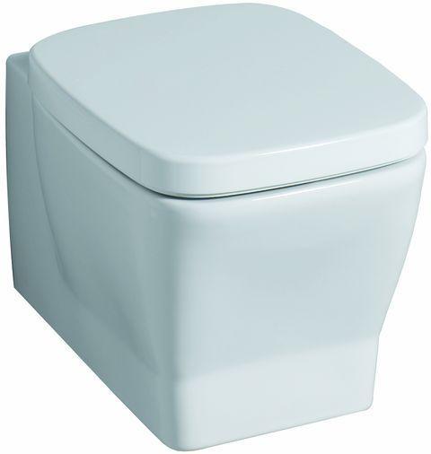 Geberit Keramag Silk WC-Sitz mit Absenkautomatik weiß 572620000