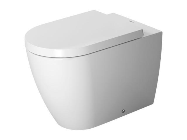 Duravit ME by Starck Tiefspül-Stand-WC Abgang waagerecht L:60cm weiß 2169090000