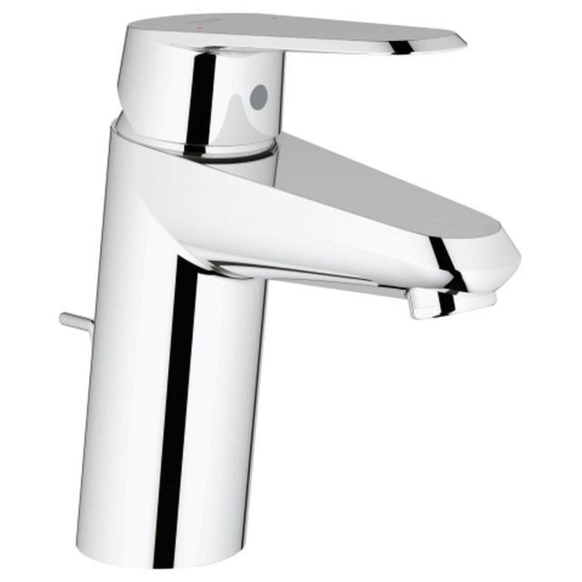 Grohe Eurodisc Cosmopolitan Einhand-Waschtischbatterie EcoJoy Zugstangen- Ablaufgarnitur chrom 3319020E