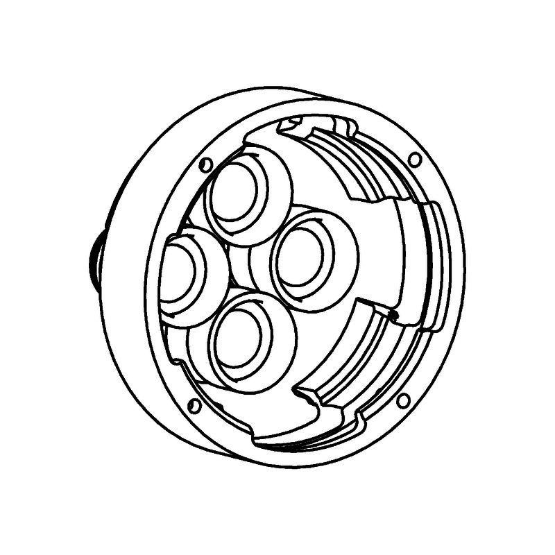 Hansa Hansavarox Verlängerungssatz 20 mm 59912754