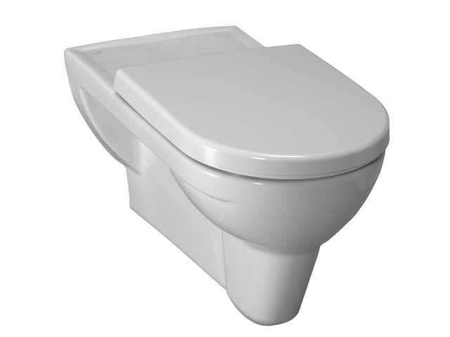 Laufen Pro Liberty Flachspül-Wand-WC L:70xB:36cm weiß H8209530000001