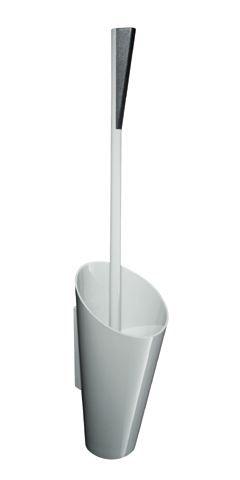 HEWI WC-Bürstengarnitur Serie 801 Wandmontage Felsgrau 801.20.100 95