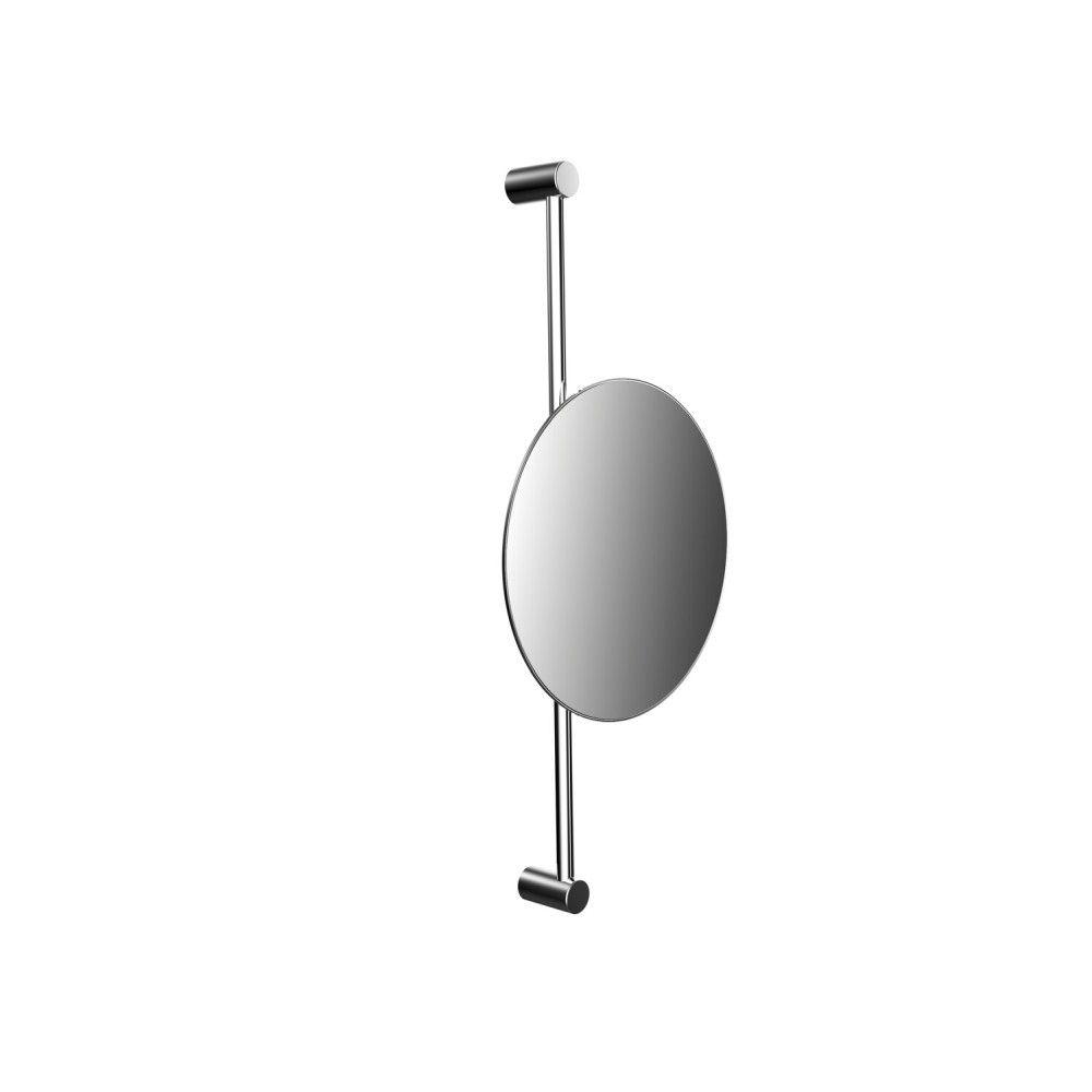 Emco Pure Kosmetikspiegel D:20,2cm 3-fache Vergrößerung verstellbar chrom 109400114