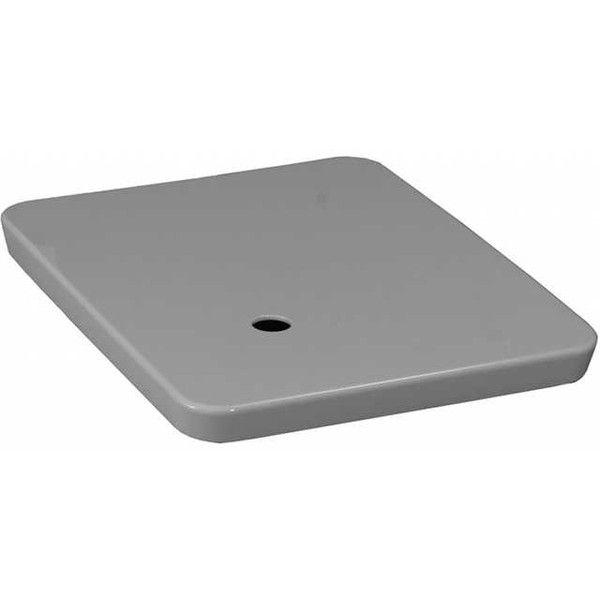 Laufen Alessi Dot WC-Sitz mit Deckel mit Absenkautomatik mit dOt Loch im Deckel weiß H8929013000001