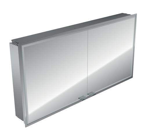 Emco asis prestige LED-Lichtspiegelschrank Unterputz B:122xH:67cm mit Bluetooth 989705076