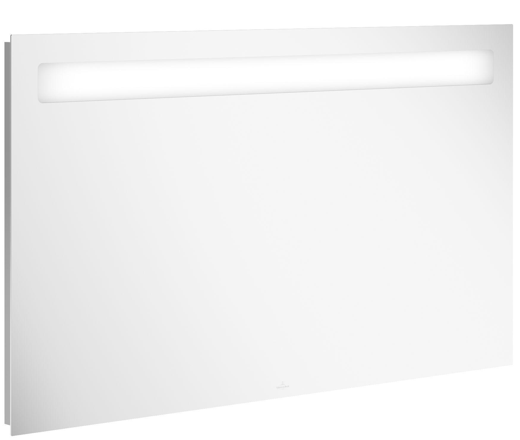 Villeroy & Boch More to See 14 Spiegel mit Beleuchtung  B:120xH:75xT:4,7cm A4321200