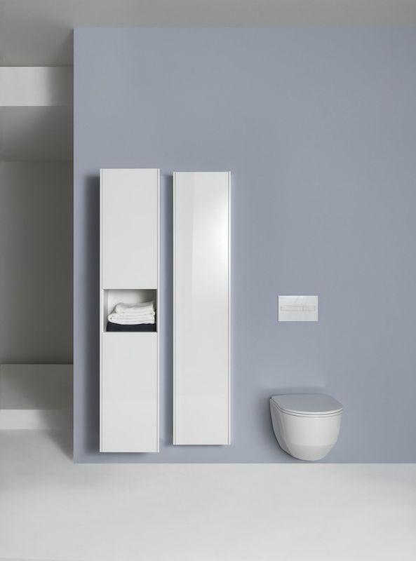 Laufen Pro Slim-WC-Sitz mit Absenkautomatik weiß H8989660000001