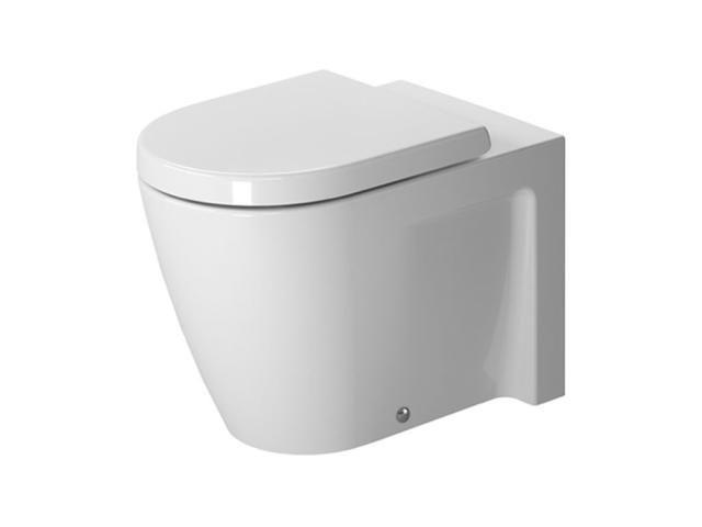 Duravit Starck 2 Tiefspül-Stand-WC L:57xB:37cm weiß 2128090000