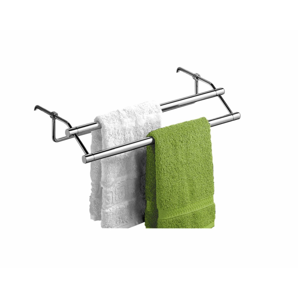 Giese Handtuchtrockner Wash und Dry für Heizkörper verchromt 30507-02