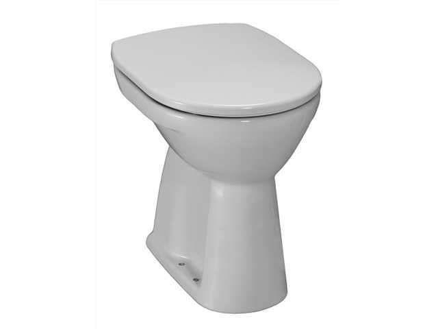 Laufen Pro Flachspül-Stand-WC L:47xB:36cm pergamon H8259570490001