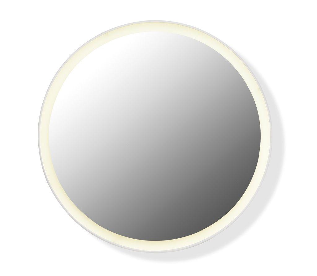 Hewi Lichtspiegel D:70cm mit LED-Hinterleuchtung chrom 950.01.30101