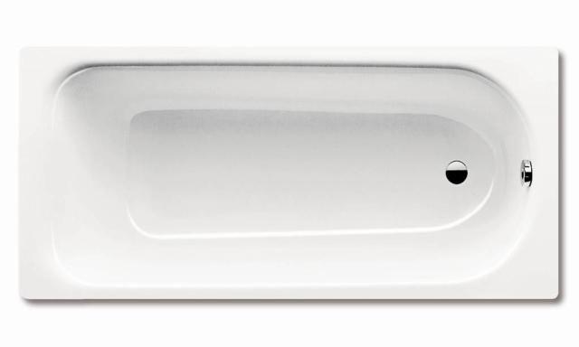 Kaldewei Advantage SANIFORM PLUS 363-1 Badewanne Rechteck 170x70x41cm alpinweiß Perl-Effekt Antislip 111830003001