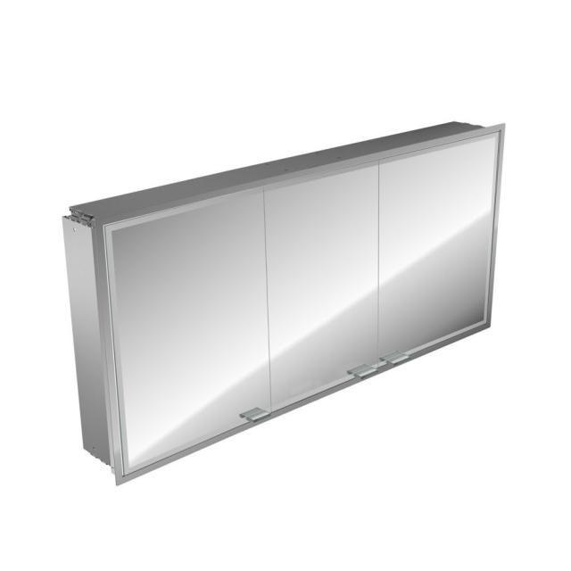 Emco Asis Prestige Lichtspiegelschrank ohne Radio 989706027, Unterputz, Breite 1615 mm