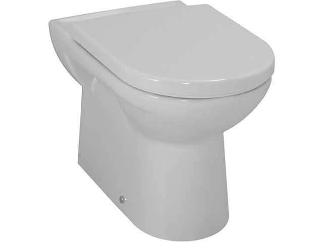 Laufen Pro Tiefspül-Stand-WC L:58xB:36cm weiß H8229510000001