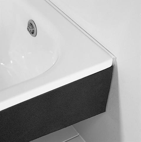 Bette Zubehör Schallschutzset für Duschwannen 3,5 cm tief B57-0120