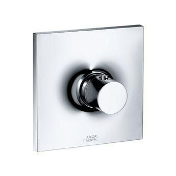 Hansgrohe Axor Massaud 18741000 Thermostat Unterputz High Flow Fertigset chrom