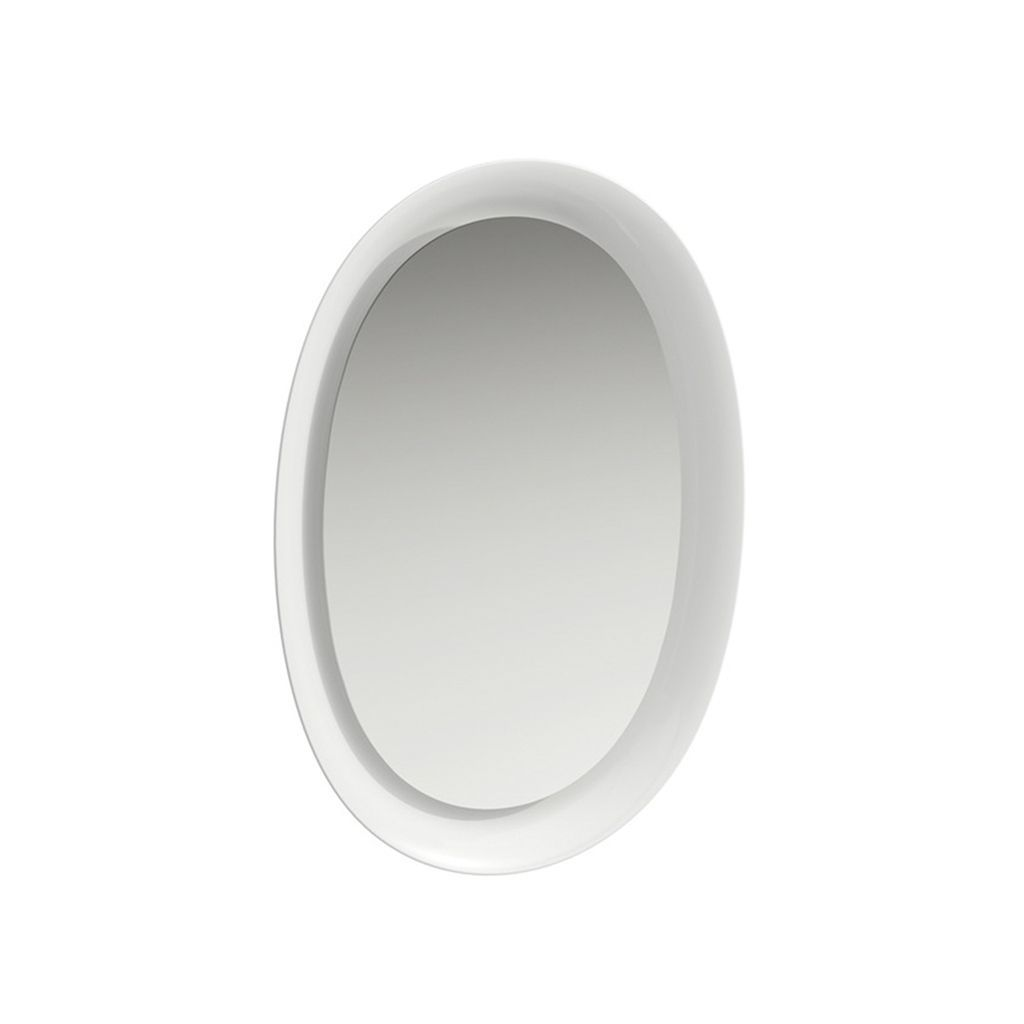 Laufen Keramischer Spiegel The New Classic weiss matt H4060700857571