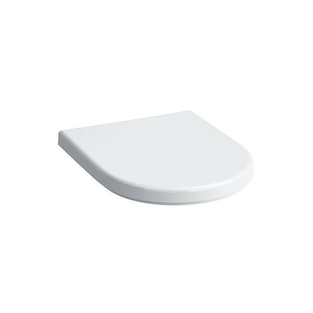 Laufen Pro WC-Sitz mit Deckel barrierefrei weiß H8989503000001