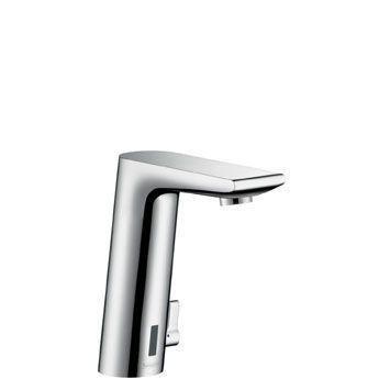 Hansgrohe Metris 31103000 Waschtischmischer Elektronik mit Netzanschluss