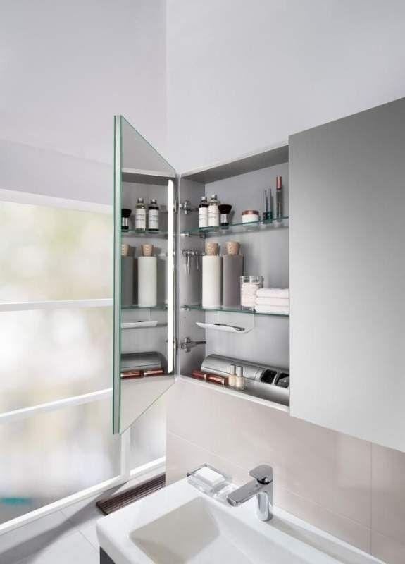 Villeroy & Boch My View 14 Spiegelschrank mit LED-Beleuchtung B:130 cm A4241300