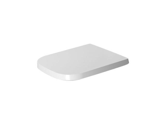 Duravit P3 Comforts WC-Sitz ohne Absenkautomatik weiß 0020310000